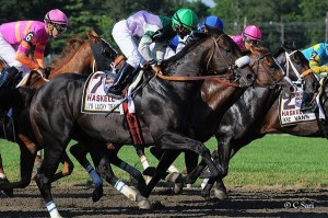 JJ's Lucky Train in the Haskell
